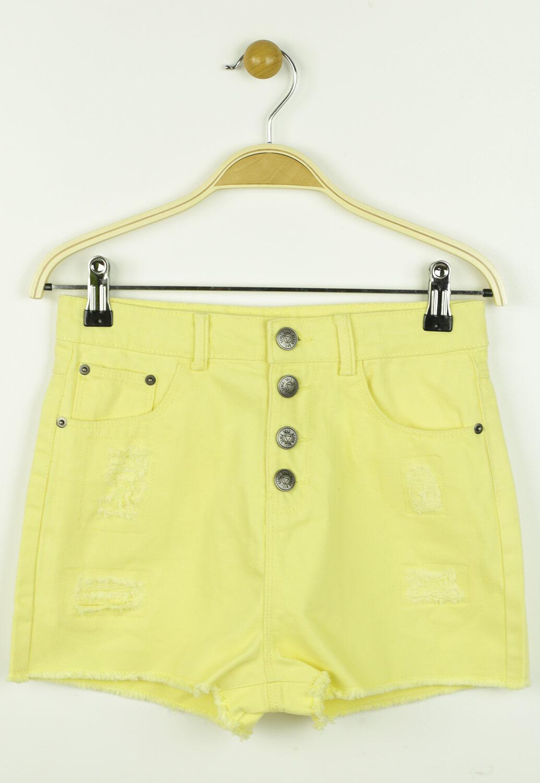 Pantaloni scurti Kiabi Jodie Yellow