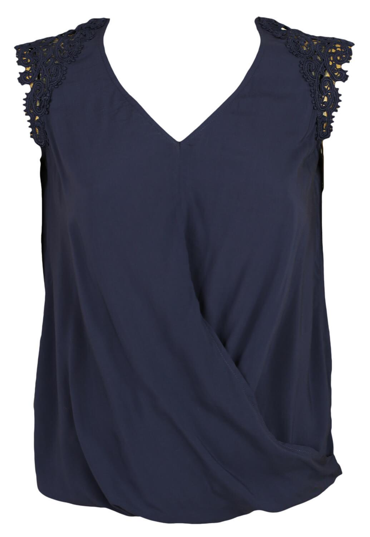 Tricou Orsay Sage Dark Blue