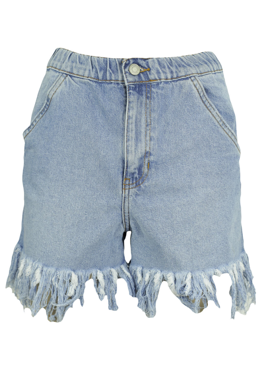 Pantaloni Scurti Zara Janine Blue