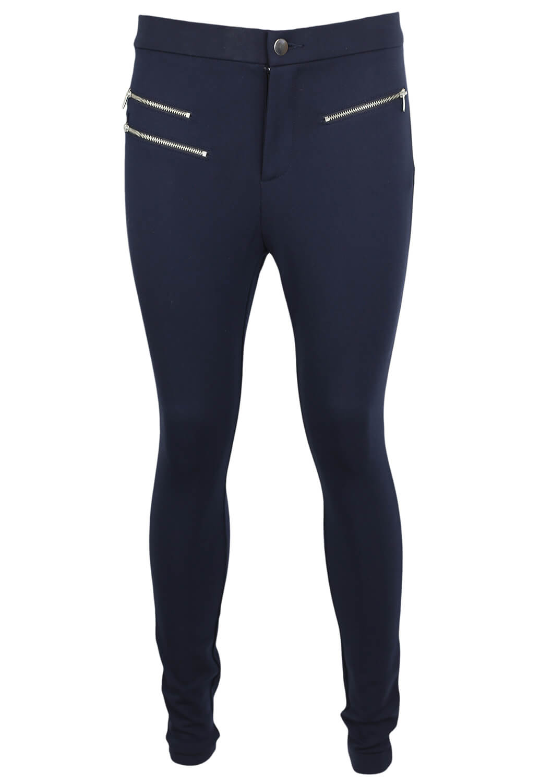 Pantaloni ZARA Elisa Dark Blue