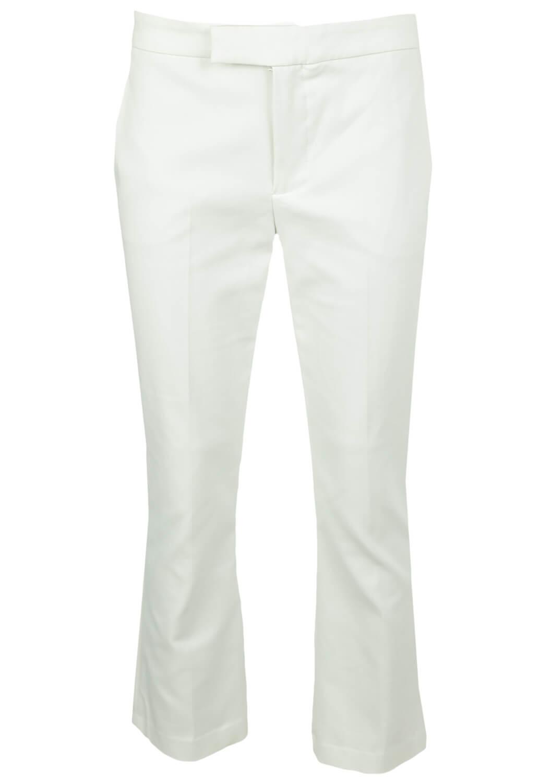 Pantaloni de stofa ZARA Anya White