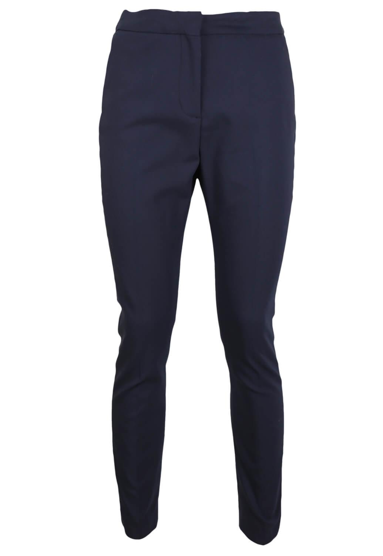 Pantaloni de stofa ZARA Maya Dark Blue