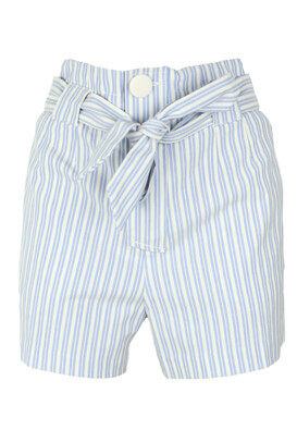 PANTALONI SCURTI ZARA MARA LIGHT BLUE