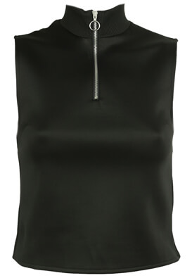 TRICOU ZARA SHINE BLACK