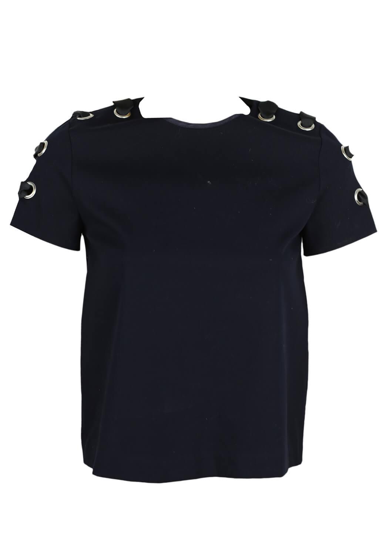 Tricou ZARA Sabrina Dark Blue