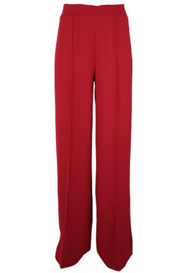 PANTALONI ZARA JODIE DARK RED