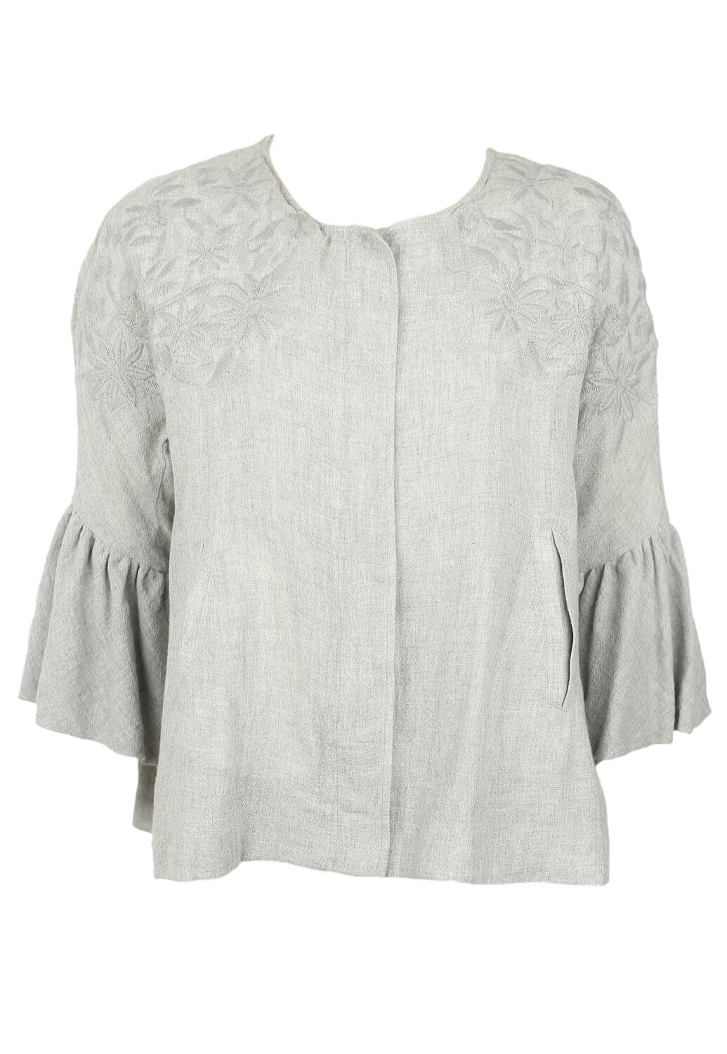 Jacheta ZARA Janine Light Grey