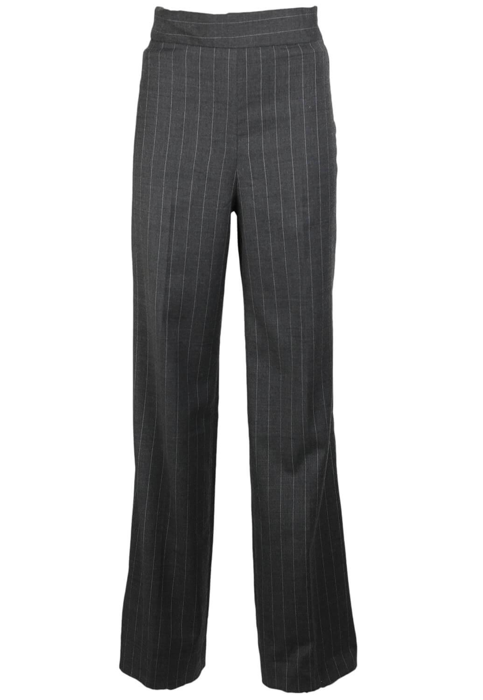Pantaloni de stofa ZARA Ofelia Dark Grey