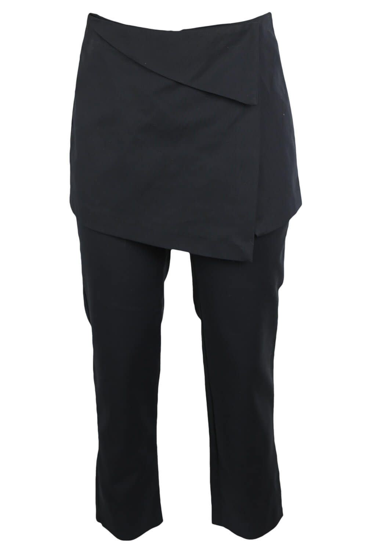 Pantaloni ZARA Jodie Dark Blue