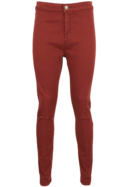 Pantaloni Glamorous Irene Dark Red