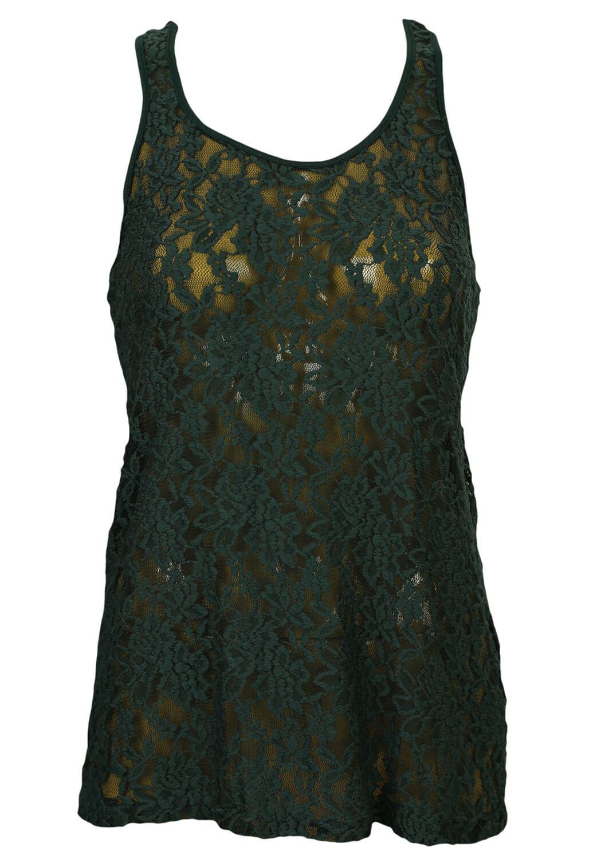 Maieu Glamorous Roxanne Dark Green
