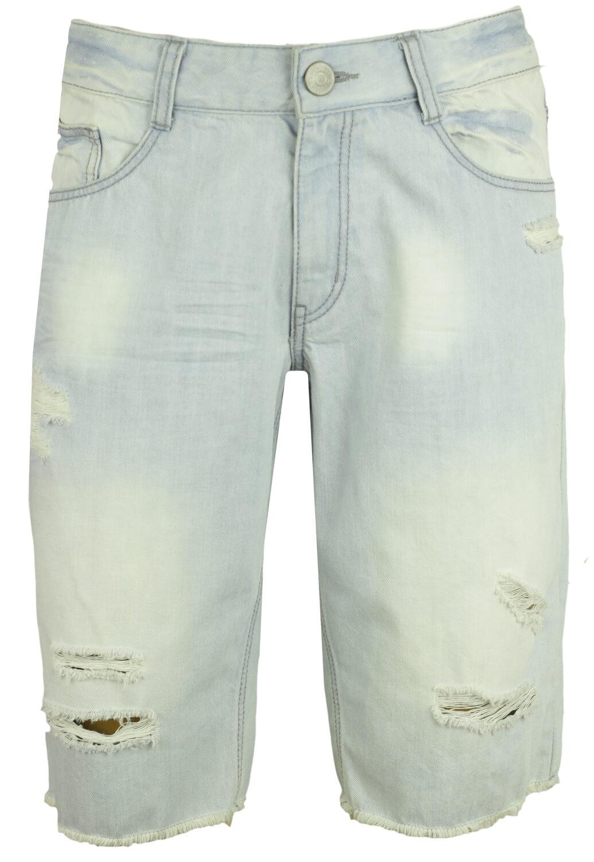 Pantaloni scurti Kiabi Gloria Light Blue