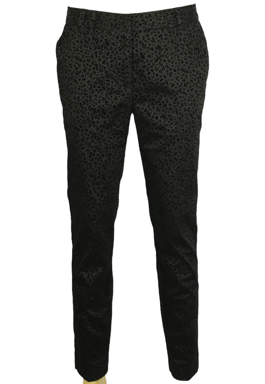 Pantaloni de stofa Kiabi Evelyn Black