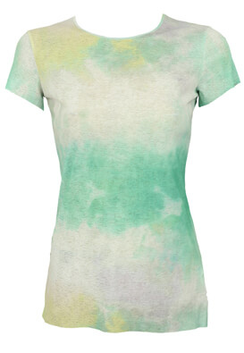TRICOU ZARA ELISA LIGHT GREEN
