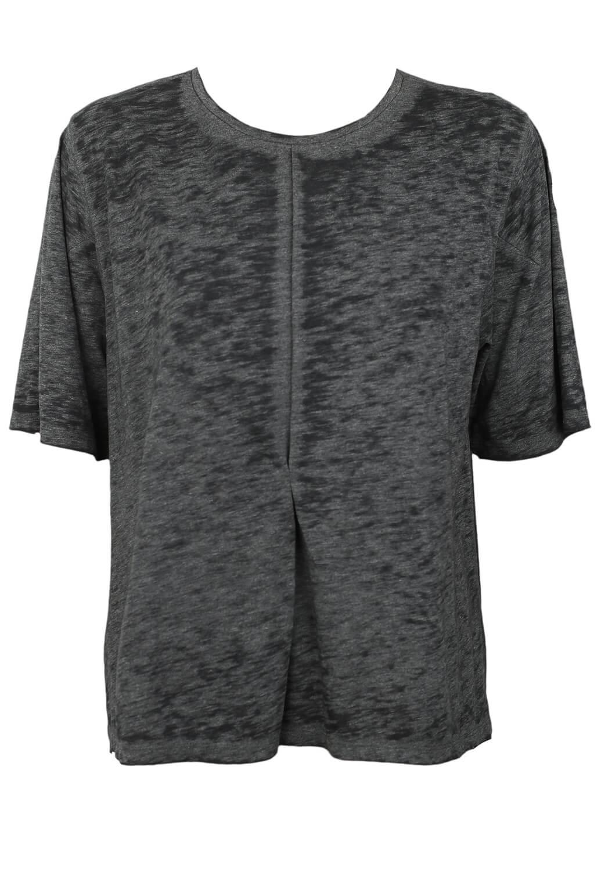 Tricou ZARA Vera Dark Grey