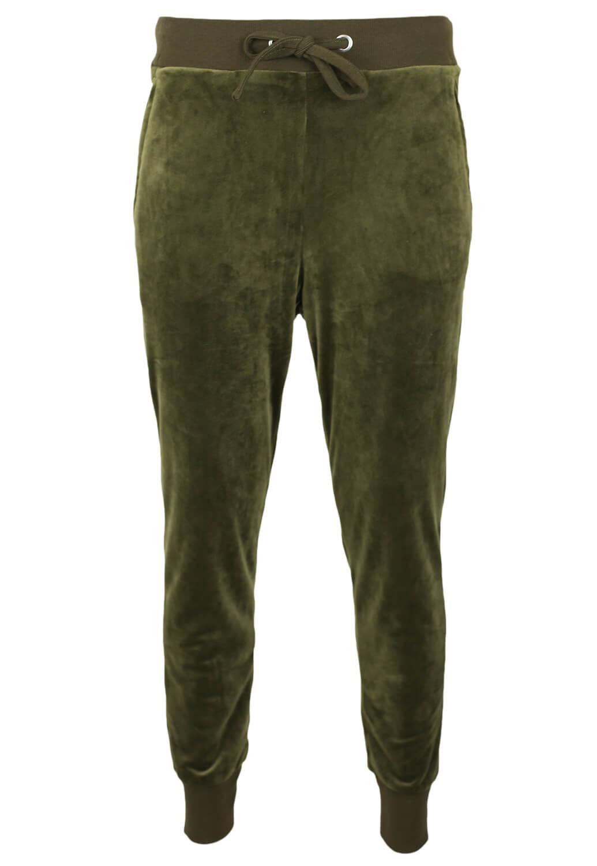 Pantaloni sport ZARA Victoria Dark Green