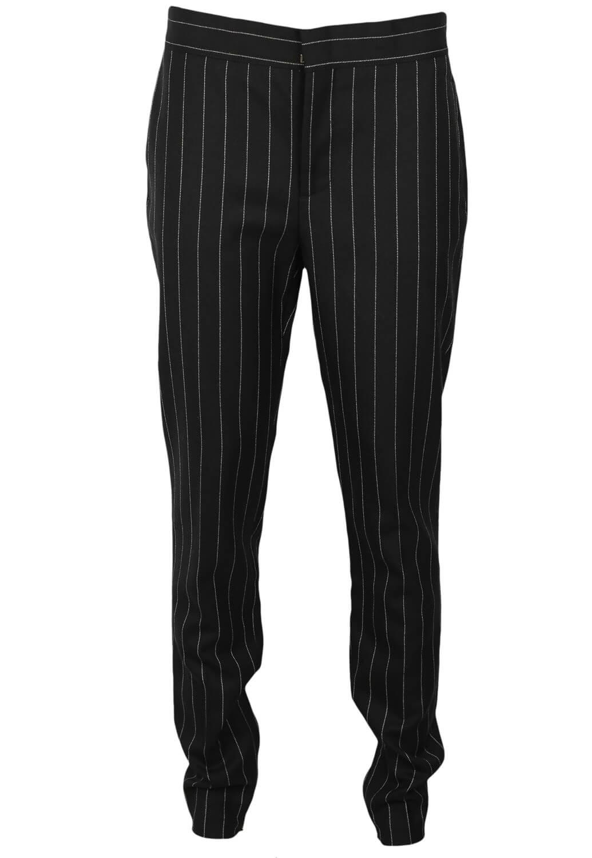 Pantaloni de stofa ZARA Shelley Black