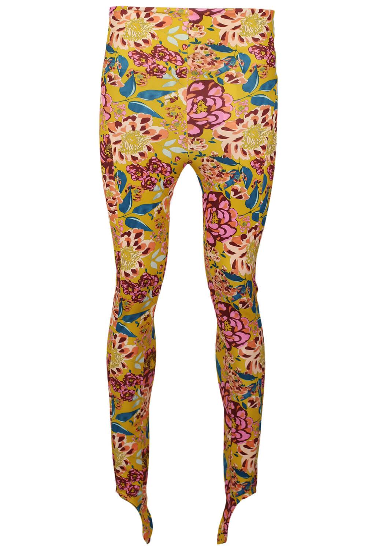 Pantaloni ZARA Rita Yellow