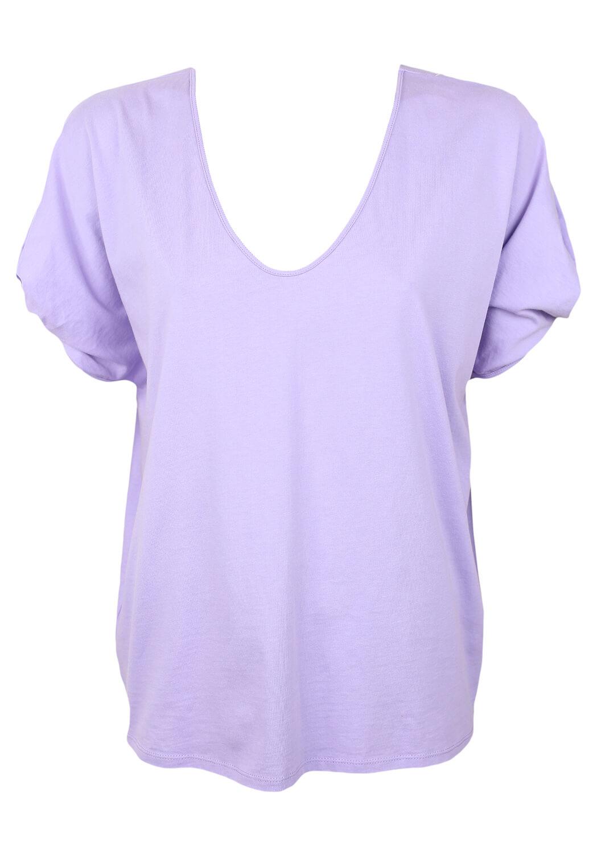Tricou ZARA Kora Purple