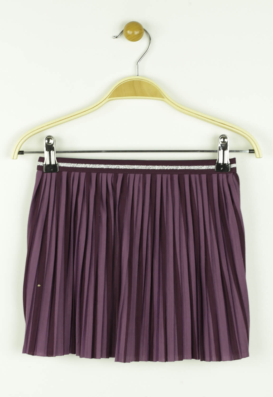 Magazin Online Haine - Fusta Kiabi Manuela Purple -Fashion-4u.Eu