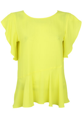 TRICOU PROMOD SIMPLE YELLOW