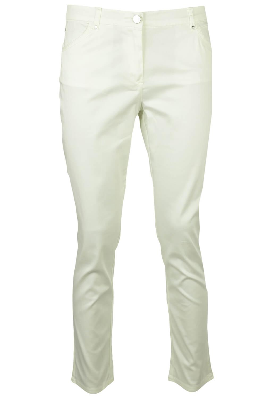 Pantaloni Mango Basic White