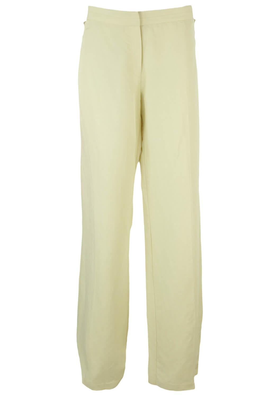 Pantaloni Mango Kara Light Beige