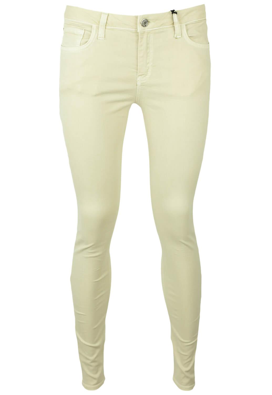 Pantaloni Mango Erin Light Beige