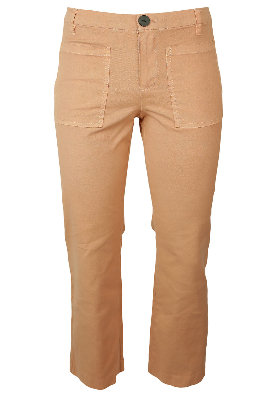 Pantaloni Mango Fran Pink