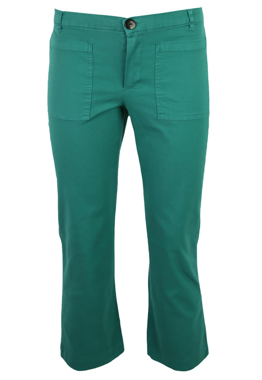 Pantaloni Mango Lois Green