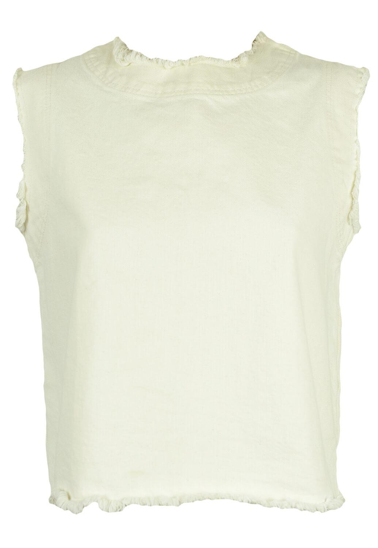 Maieu Mango Basic White