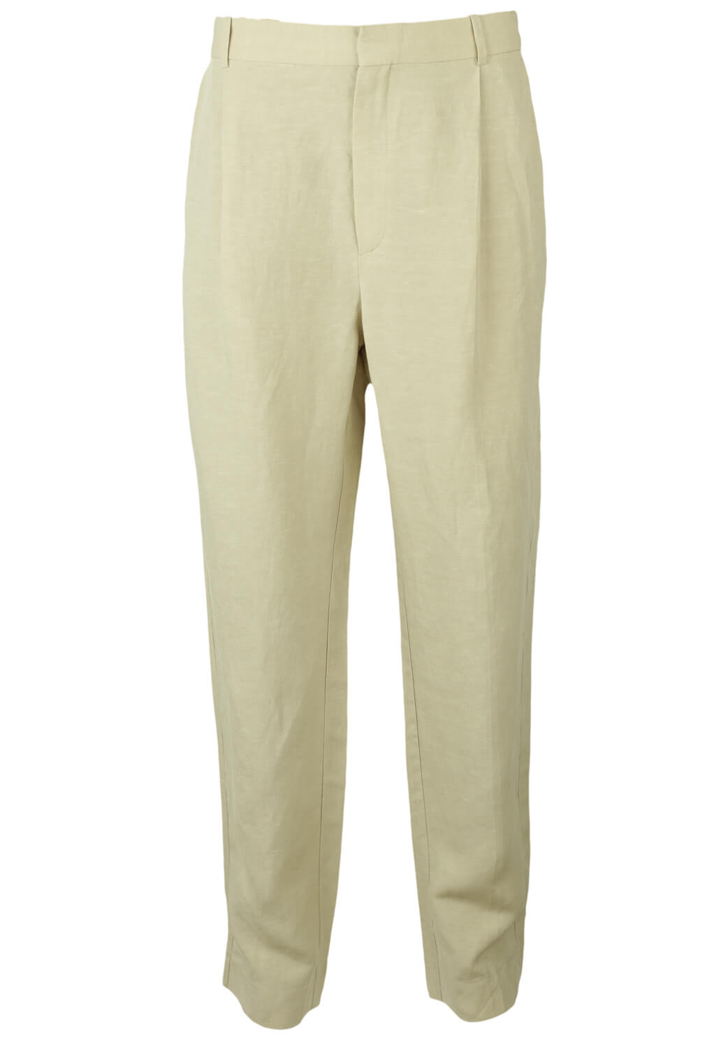 Pantaloni Mango Hailey Light Beige