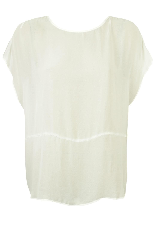 Tricou Mango Ciara White