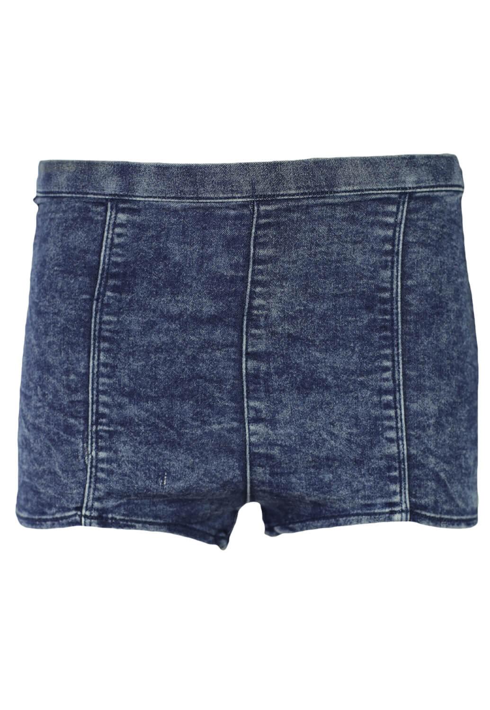 Pantaloni scurti Bershka Roxanne Blue