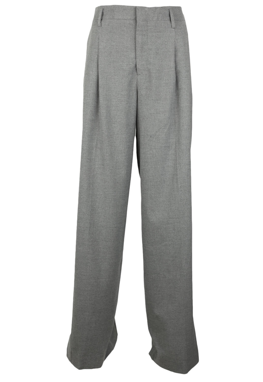 Pantaloni ZARA Alexandra Grey