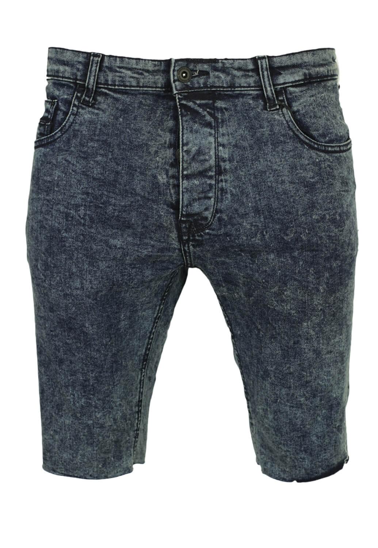 Pantaloni scurti Bershka Don Blue