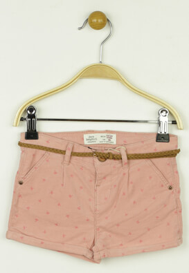 PANTALONI SCURTI ZARA MADISON PINK