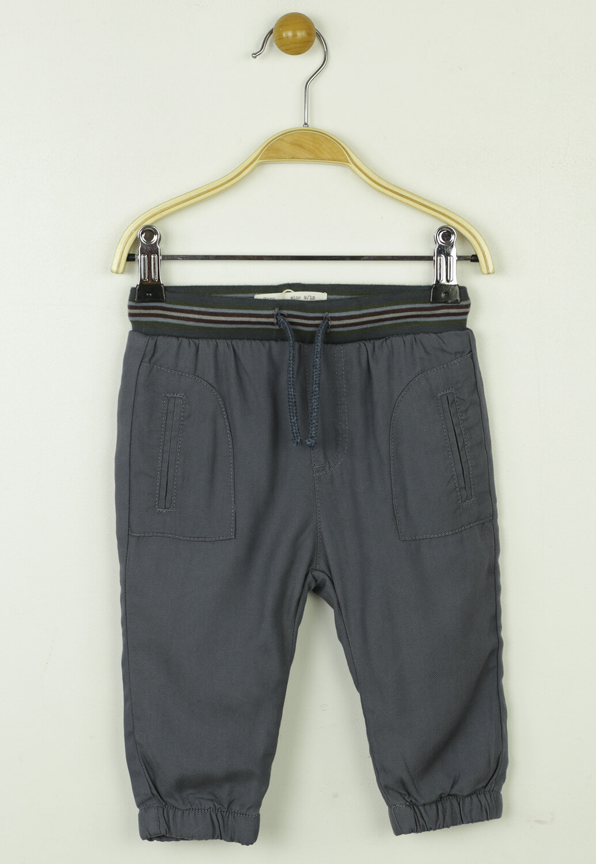 Pantaloni ZARA Geri Grey