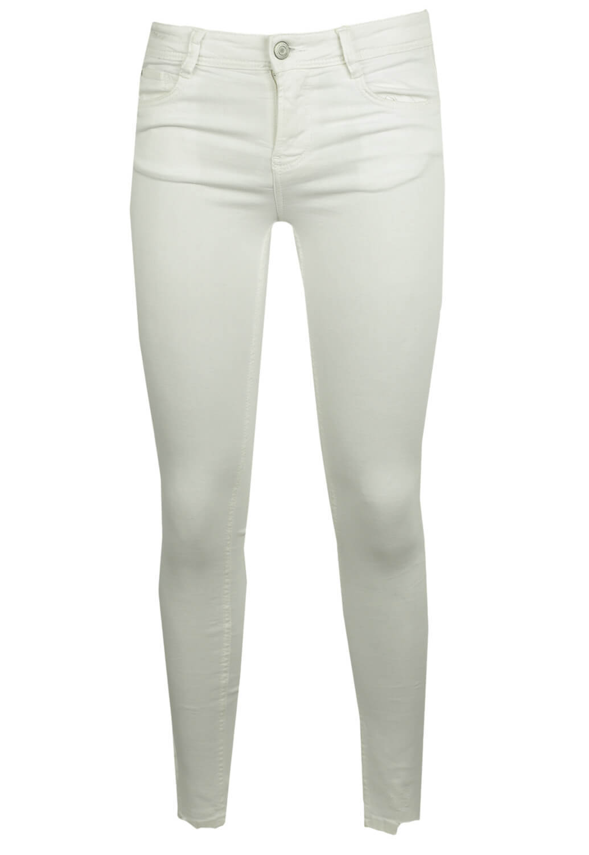 Pantaloni ZARA Basic White