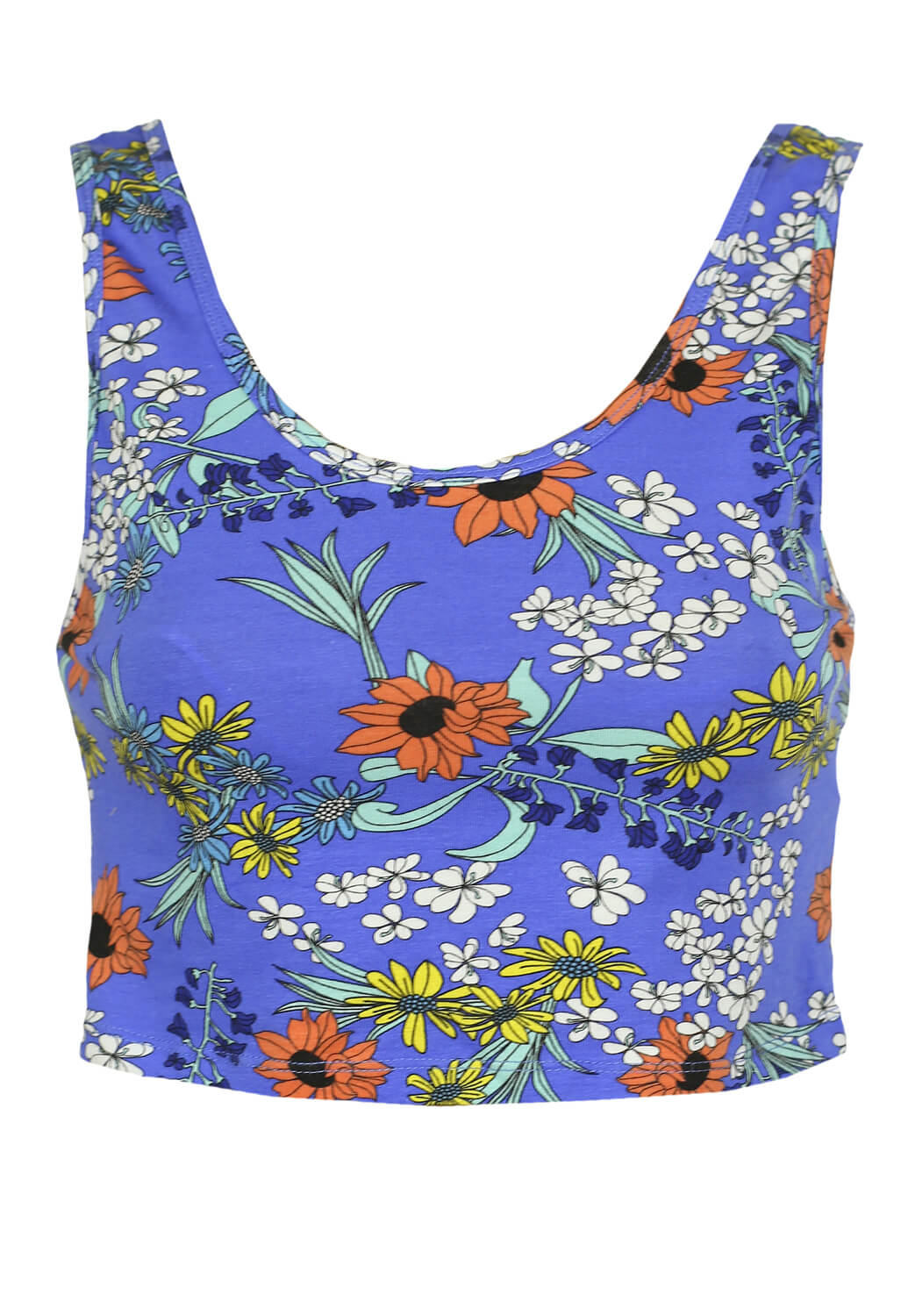 Top Pull and Bear Fay Blue