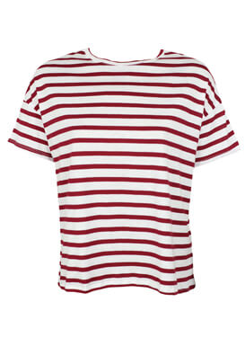 TRICOU PULL AND BEAR KEIRA WHITE
