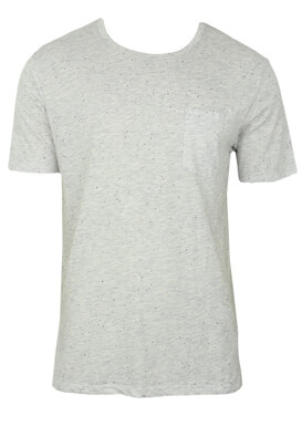 TRICOU ZARA LLOYD LIGHT GREY