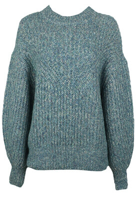 PULOVER PULL AND BEAR SIERRA GREEN