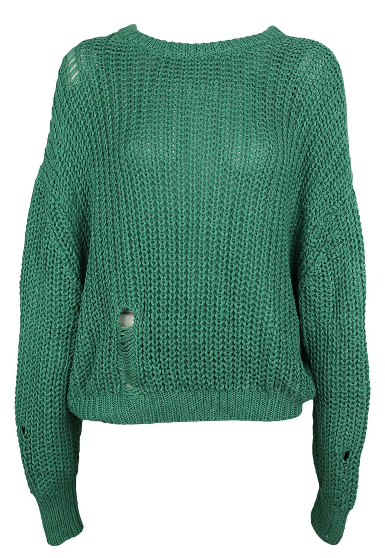 Pulover Zara Taya Green