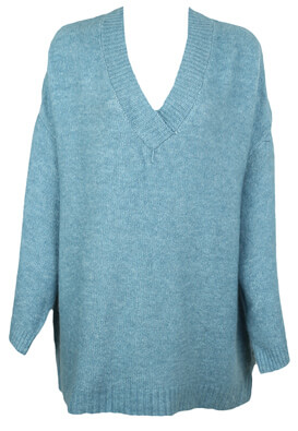 PULOVER PULL AND BEAR PAULA BLUE