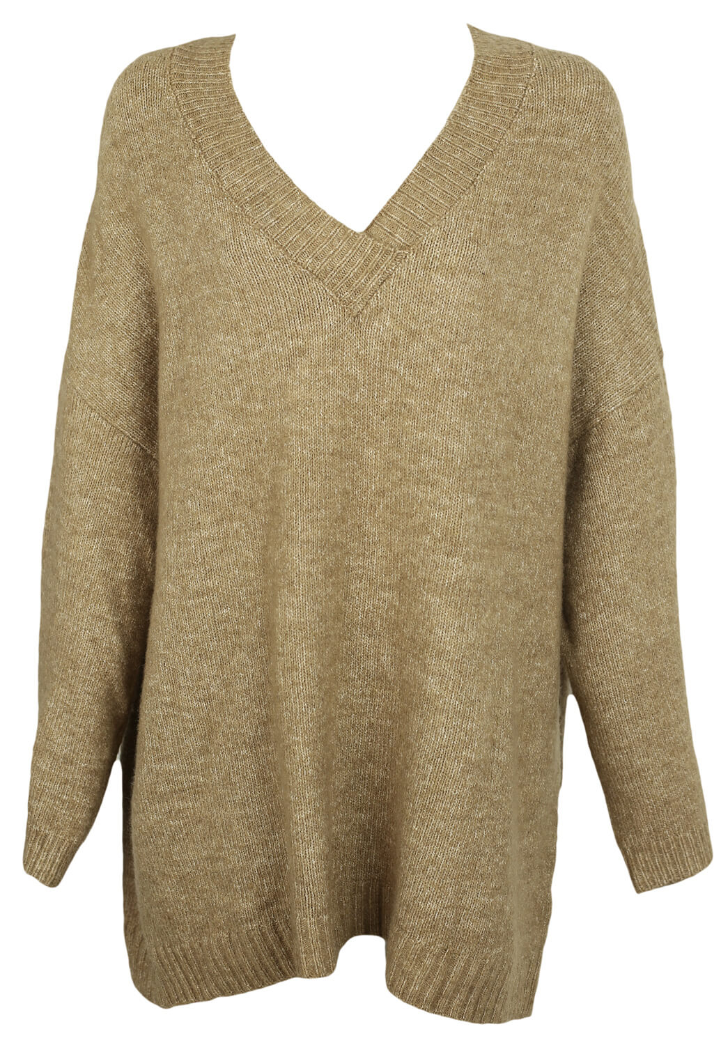 Pulover Pull and Bear Hanna Beige
