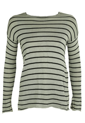 BLUZA PULL AND BEAR KEIRA GREY
