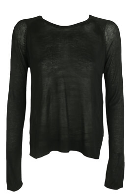BLUZA PULL AND BEAR JODIE BLACK