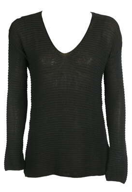 BLUZA PULL AND BEAR HANNA BLACK
