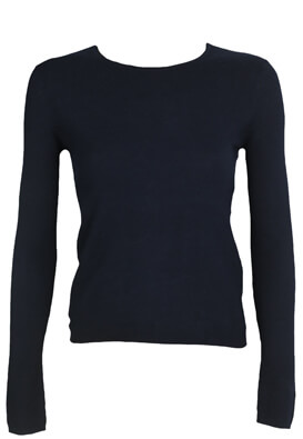 BLUZA PULL AND BEAR OLIVIA DARK BLUE